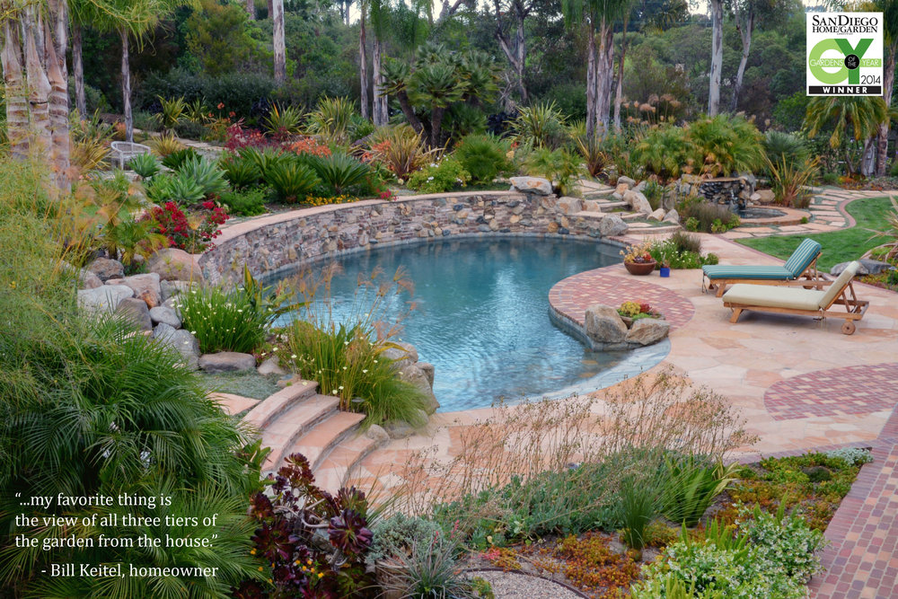 San Diego Home/Garden Lifestyles Magazine September Issue 2014