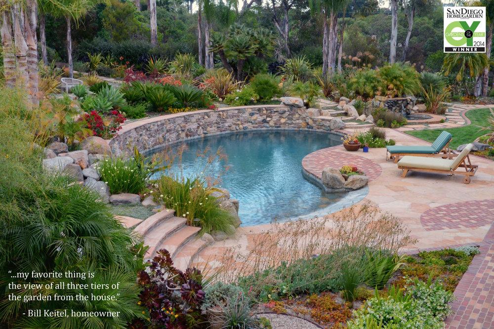 San Diego Home/Garden Lifestyles Magazine September Issue 2014