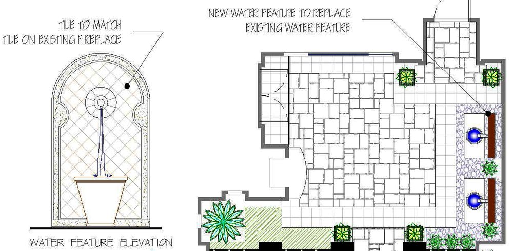 ELEVATION & PLAN VIEW