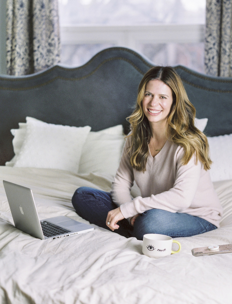 Kelly Murray   , Recovering Co-Sleeper and Founder of Kelly Murray Sleep Consulting