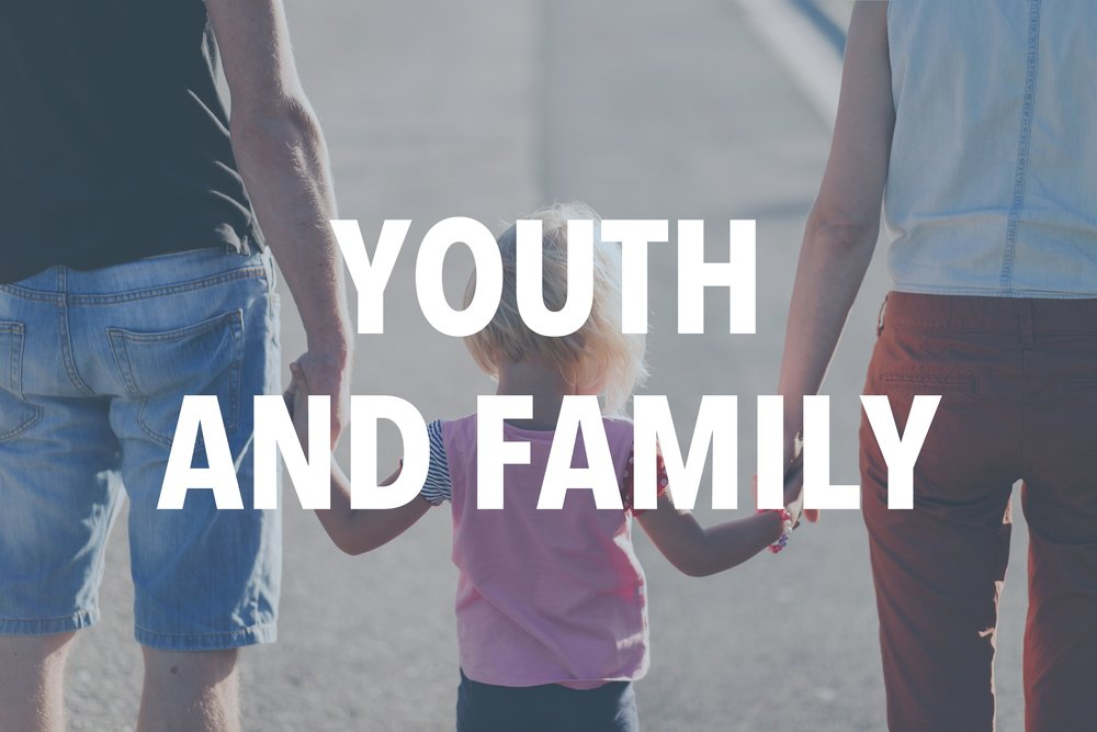 Youth and Family Ministry at Redemption  →
