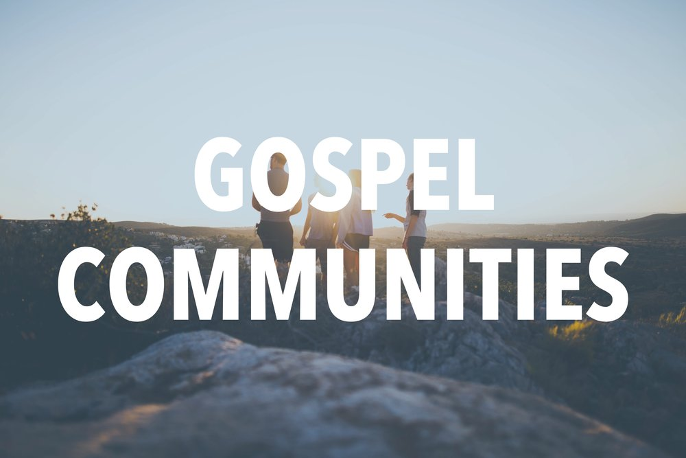 Live in Community on Mission Together  →