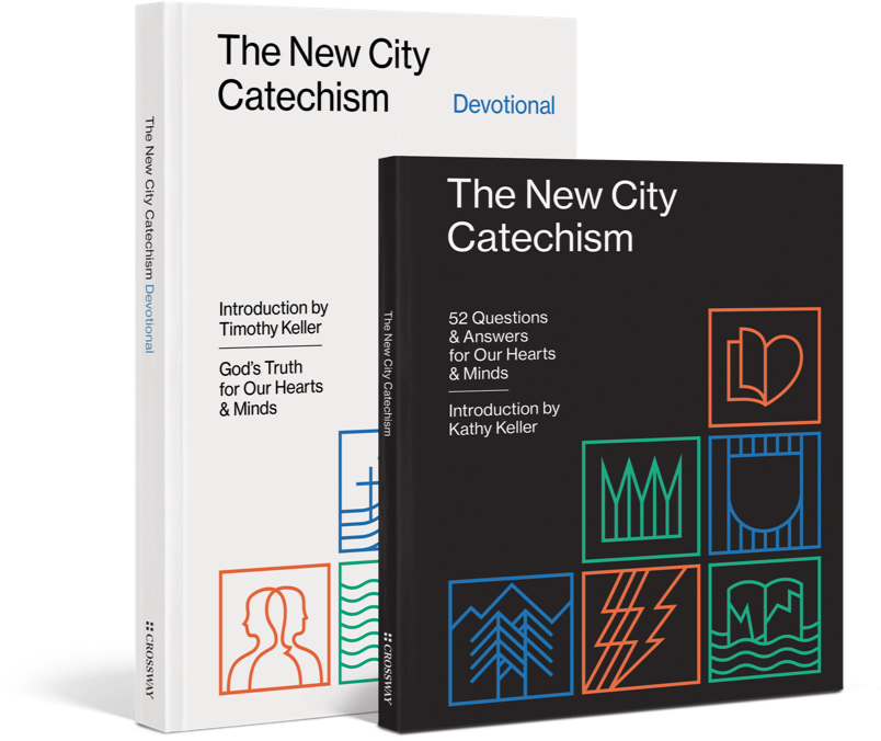 The New City Catechism Books