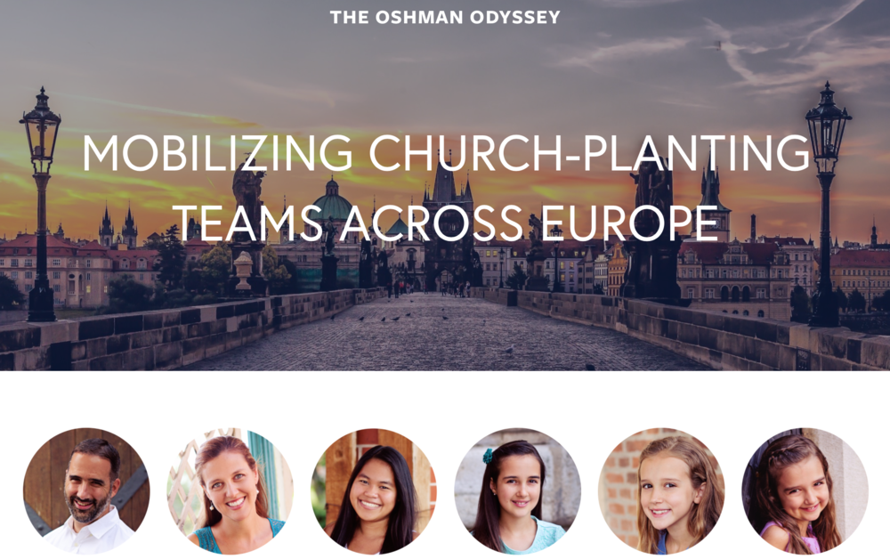 Oshman Missionary Website