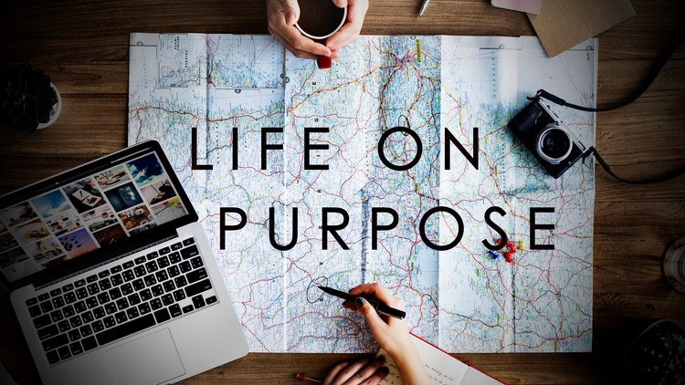 Life on Purpose - Part 3 - The Word As Guide — Redemption Parker