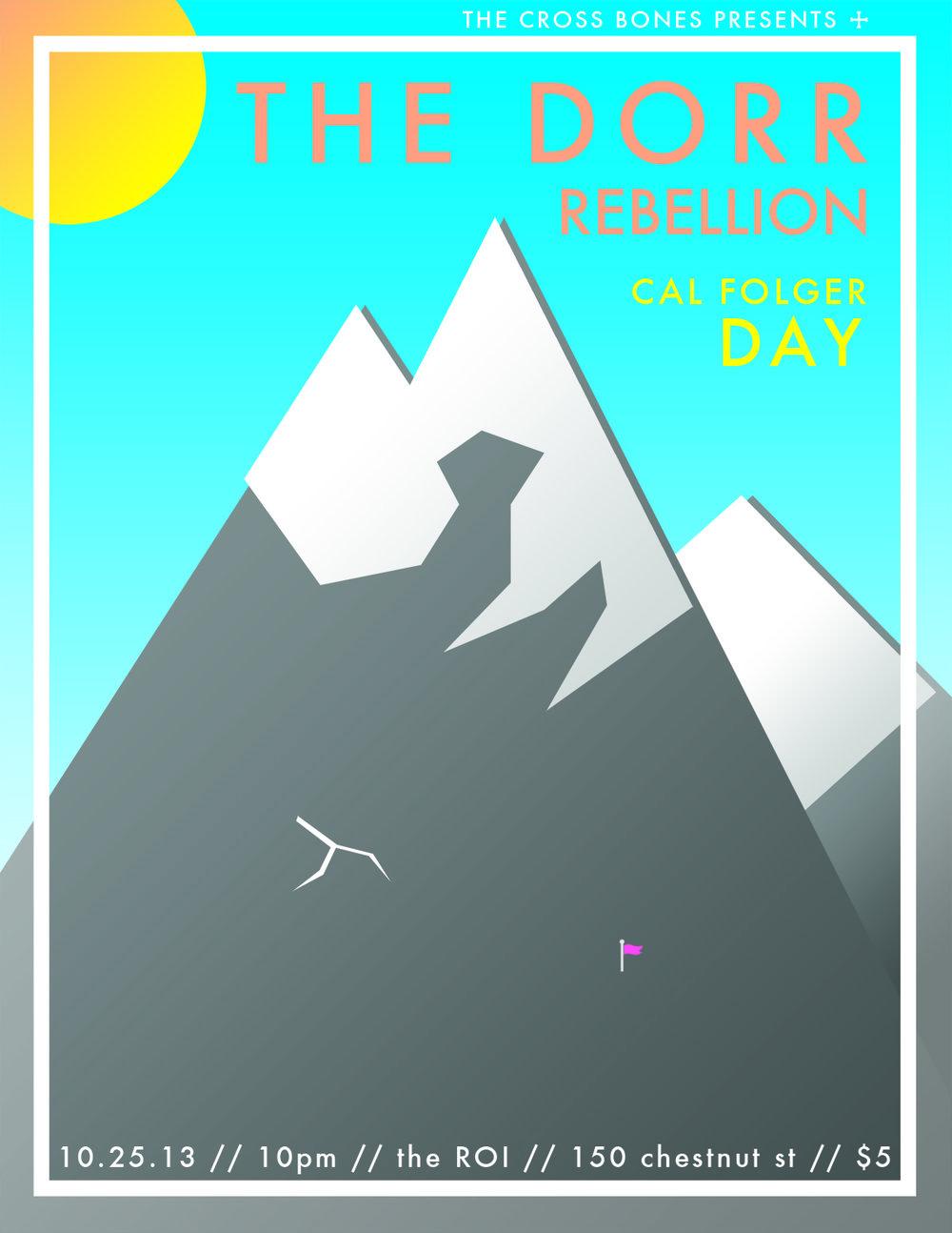 Dorr Rebellion : Cal Folger Day.jpg