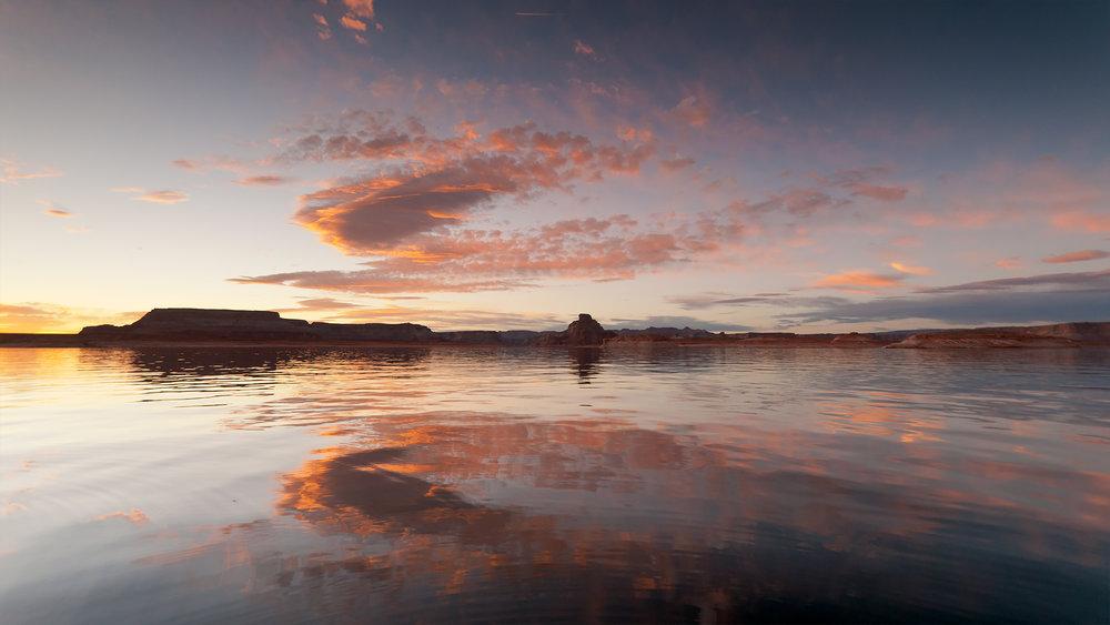 Carefree, Evening Sunset