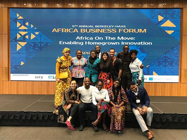 From this year's organizing committee, thank you for attending the Africa Business Forum at Haas. Your presence and enthusiasm to engage on African conversations was top notch. We hope you are as inspired as we are.⠀ #AfricaOnTheMove #HaasABF