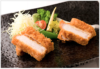 Pork Cutlet Of Mexican Pork