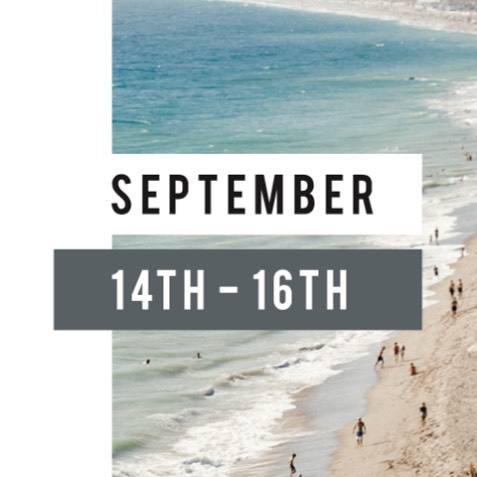 TREND45 hits the West Coast. September 14-16