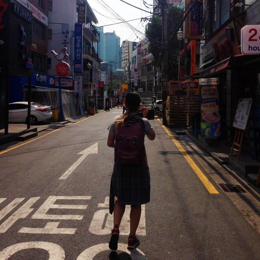 Mikkoh in Seoul, KO