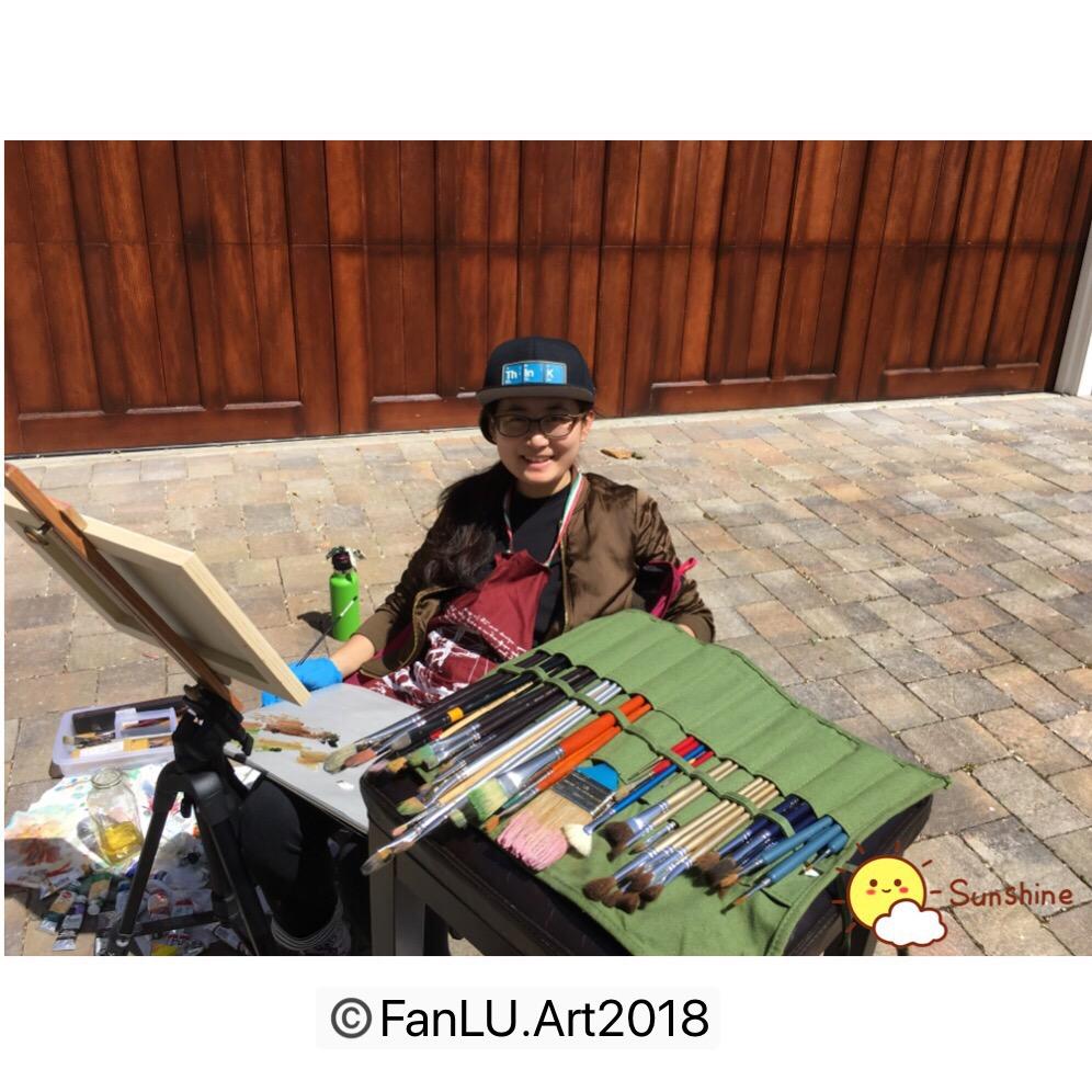 Fan LU - Resume