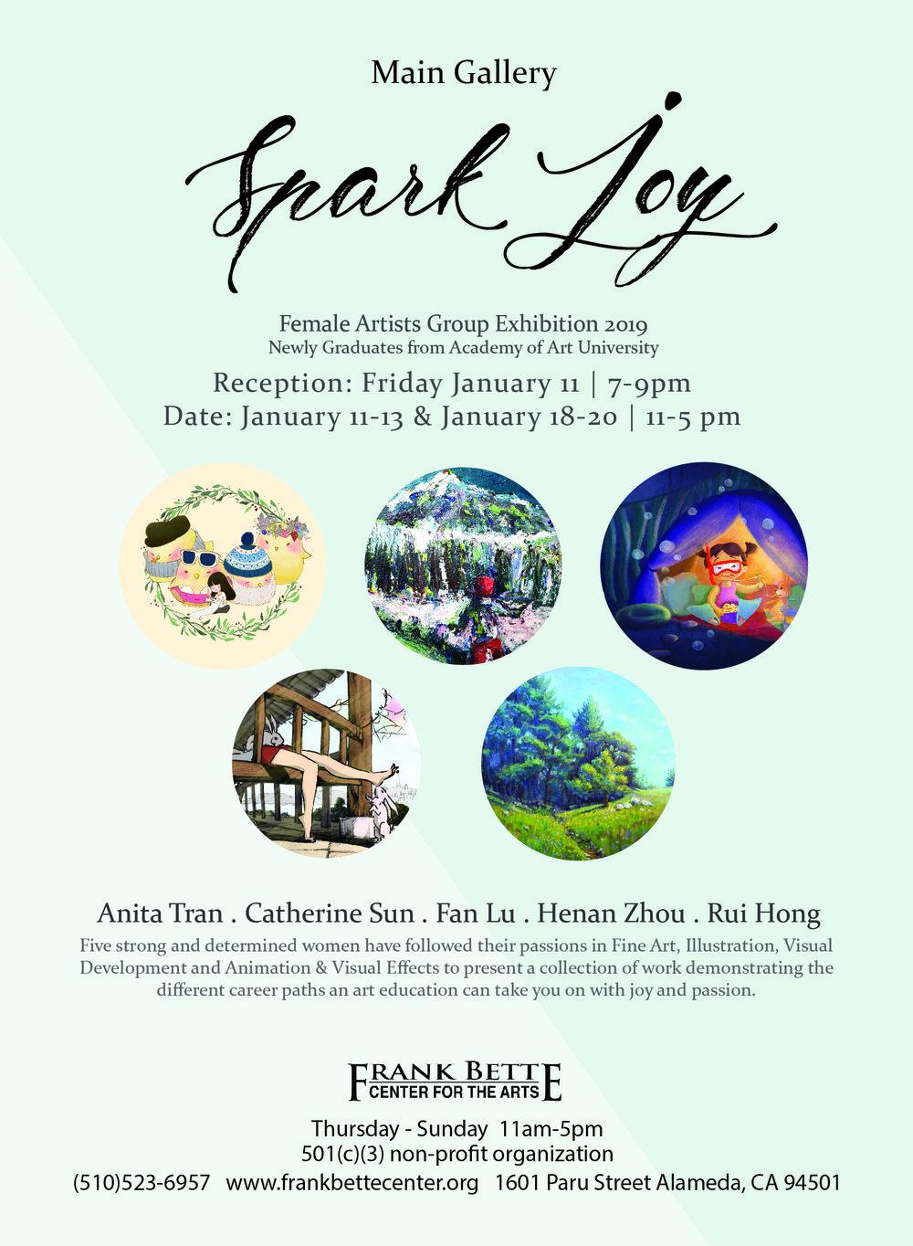 postcard- spark joy-5 female artists group exhibition 2019-frank bette.jpg