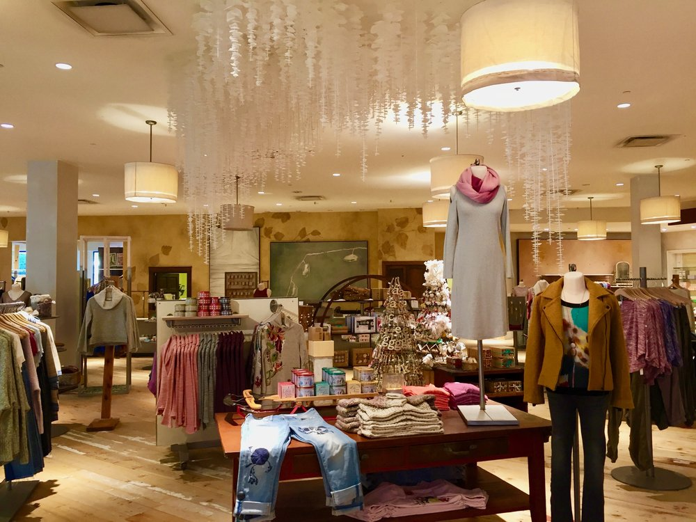 Holiday Display 2016 for Anthropologie