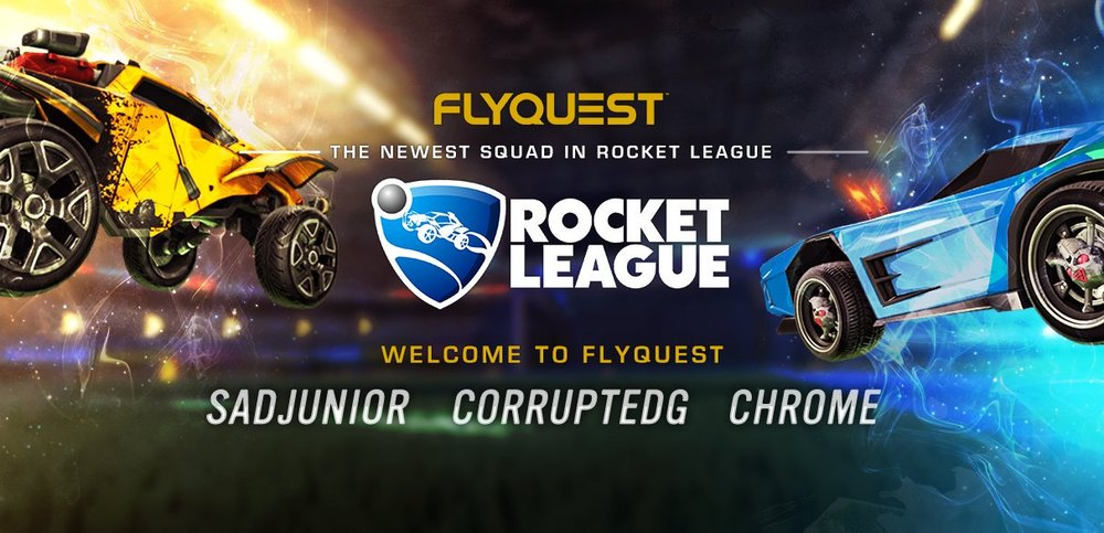 FlyQuest Announces Expansion with Signing of Rocket League Roster - Friday, September 1st, 2017New York, NY – Today FlyQuest Sports, an esports organization owned by Fortress Investment Group co-founder and Milwaukee Bucks co-owner Wes Edens, announced their expansion into the Rocket League scene by acquiring the roster of eQuinox gaming. eQuinox...