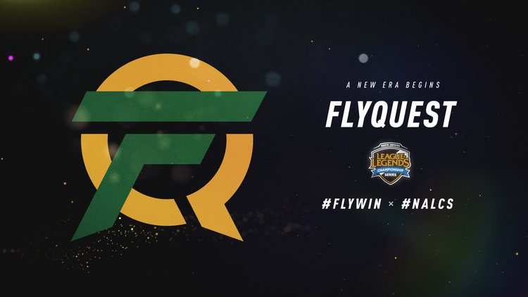 FlyQuest Announced as Partnered Team of the NA LCS - Monday, November 20th, 2017New York, NY – Today Riot Games confirmed that FlyQuest Sports, an esports organization owned by Fortress Investment Group co-founder and Milwaukee Bucks co-owner Wes Edens,  will return to the rift as one of ten partnered teams of the NA LCS. FlyQuest participated in the 2017 Spring and Summer splits of the NA LCS having finished 4th and 7th respectively.