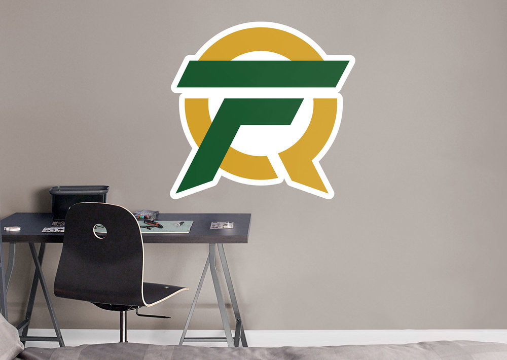 Fathead x FlyQuest Icon Logo