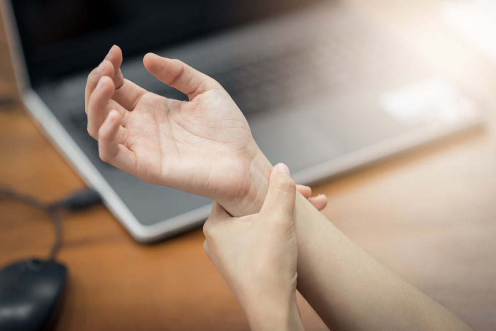 Carpal tunnel from computer use