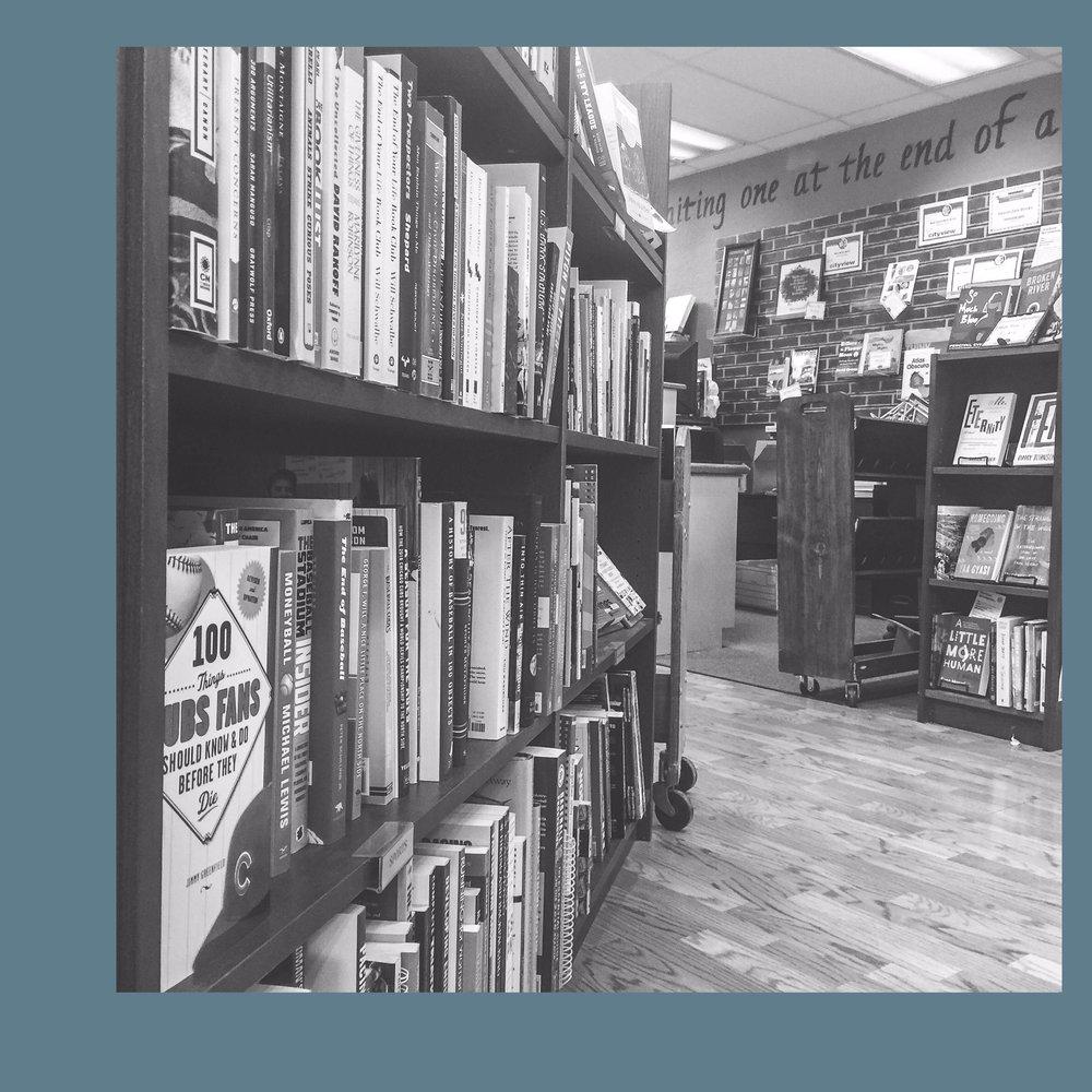 Beaverdale Books, 2629 Beaver Ave