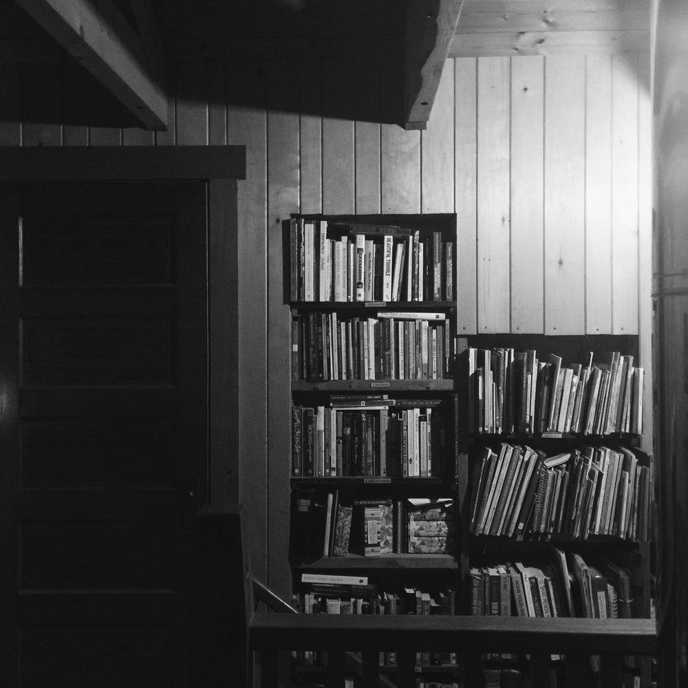 Liz's library