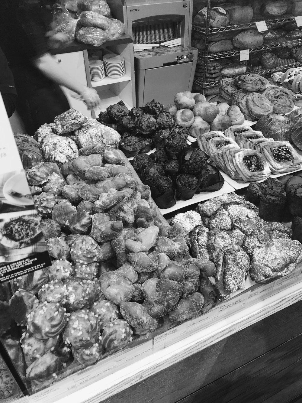 Croissant aux Amandes for days