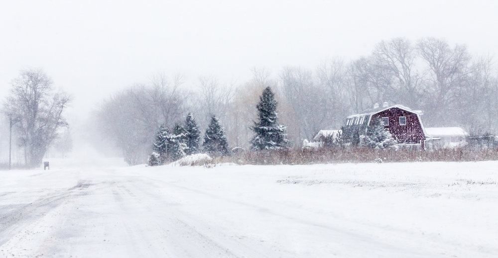 """Country Blizzard"" 