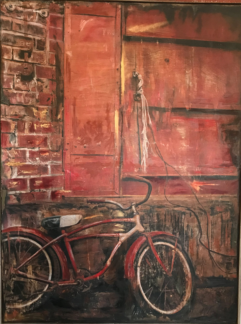 """Red Study"" 
