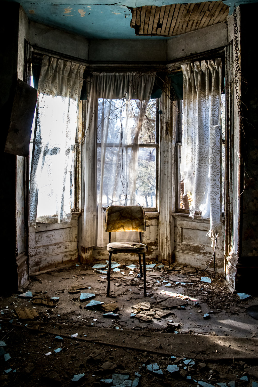 """Ultralight Beam"" | Abandoned Illinois"