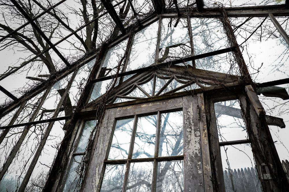 """Glass House"""