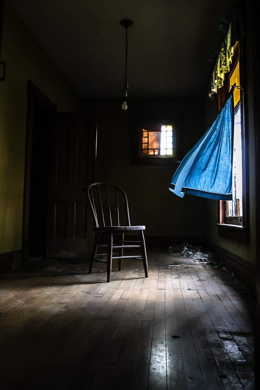"""""""Interrogation Room"""""""