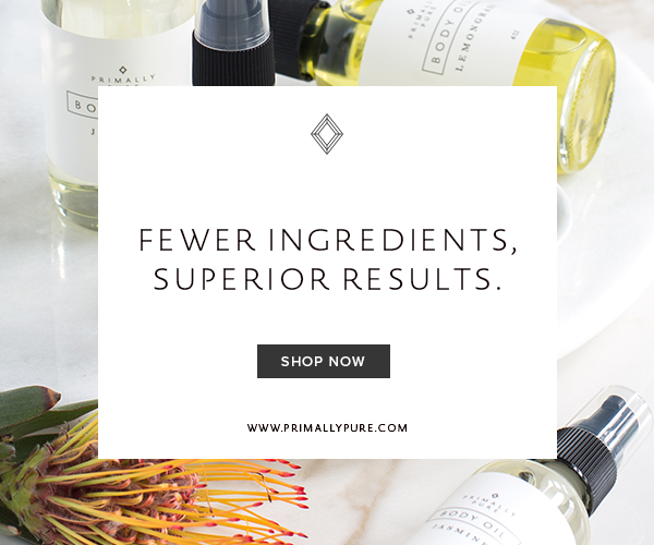 Your local clean, organic, high-quality, safe and effective skincare from Primally Pure!