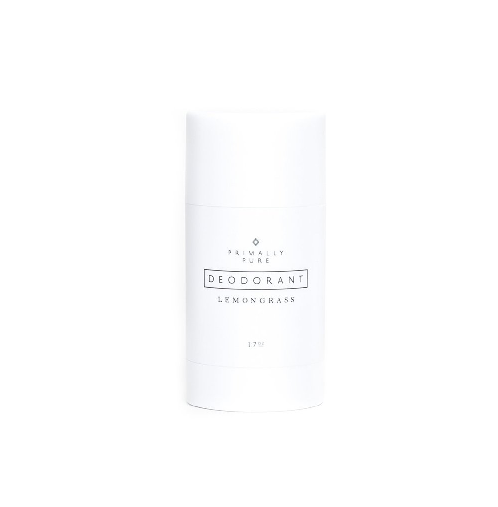 Natural Deodorant    24 hour protection. Pure. Really works!