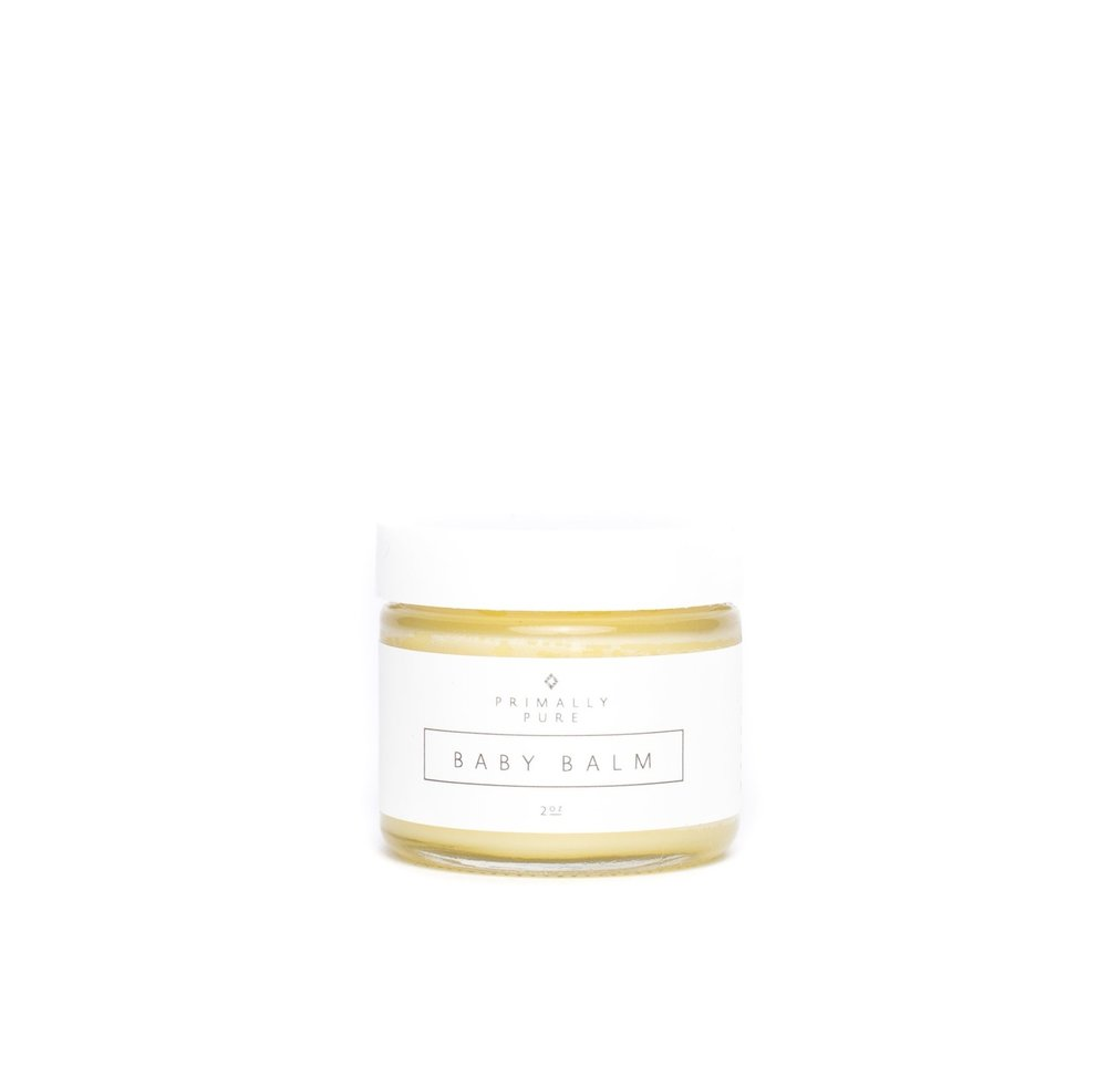 Everything Balm    Rich. Healing. Not just for babies…