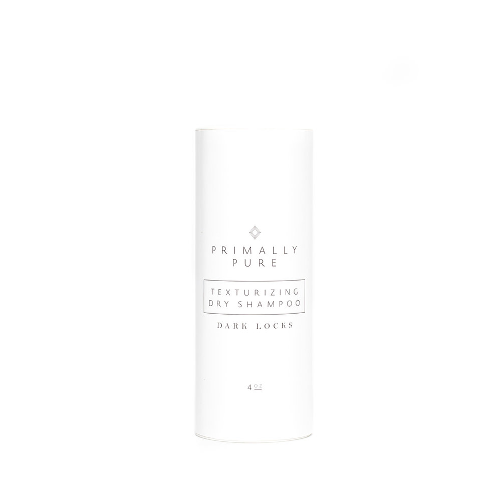 Dry Shampoo    Toxin free. Gentle. Effective.
