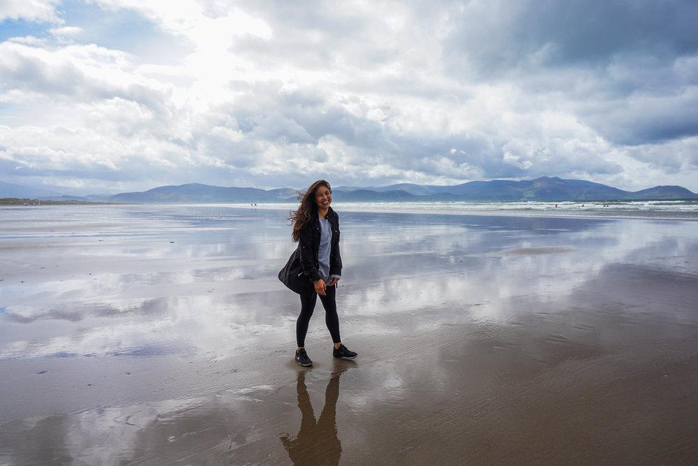 Killarney to Inch beach - 4 ways to travel via bus, taxi, and car