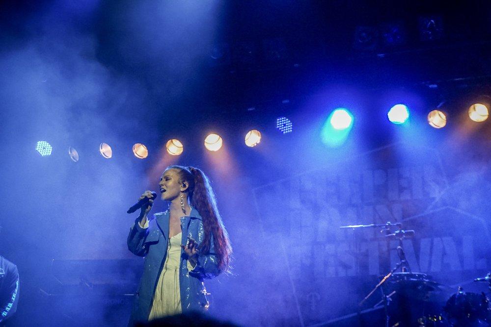Jess Glynne at Reeperbahn Festival 2018