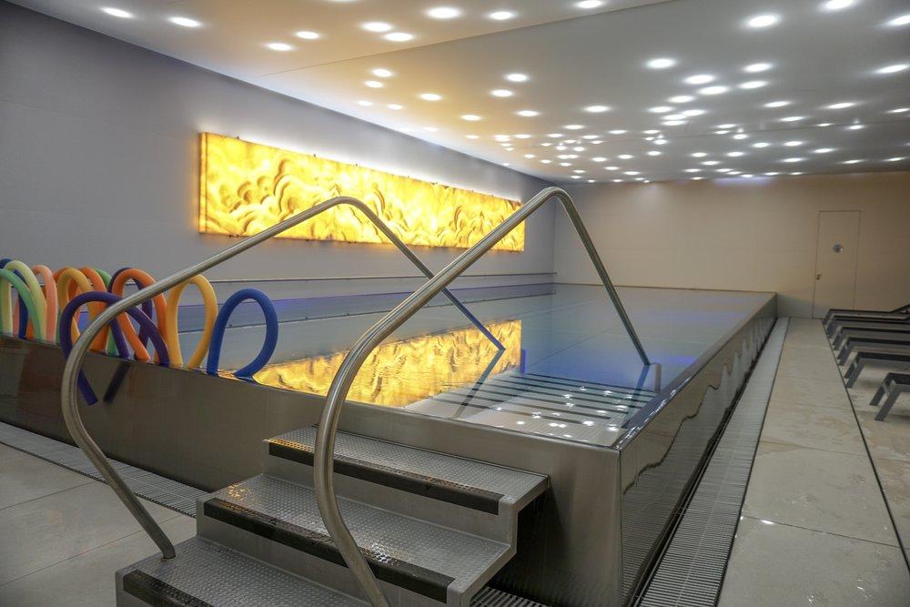 Pool at Hotel Prezident