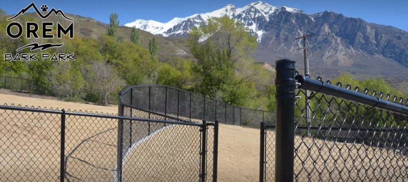dog park training orem play