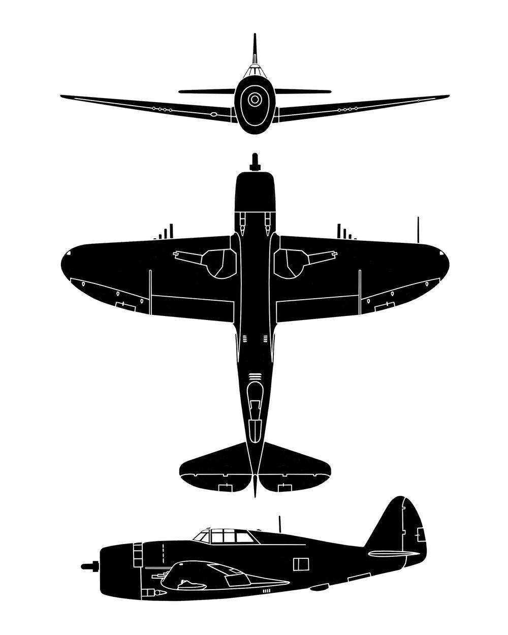 P-47C