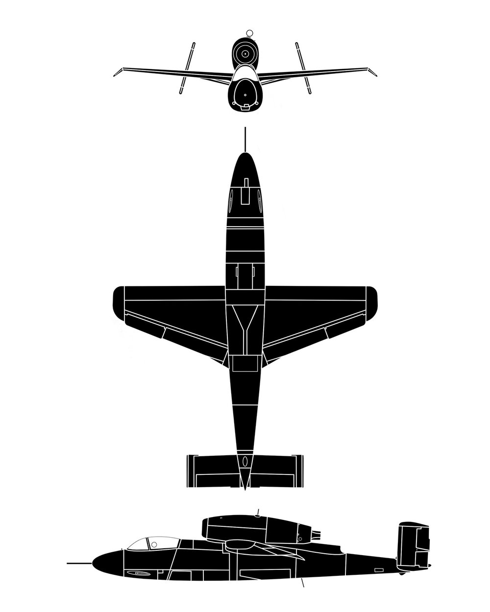Heinkel HE 162A
