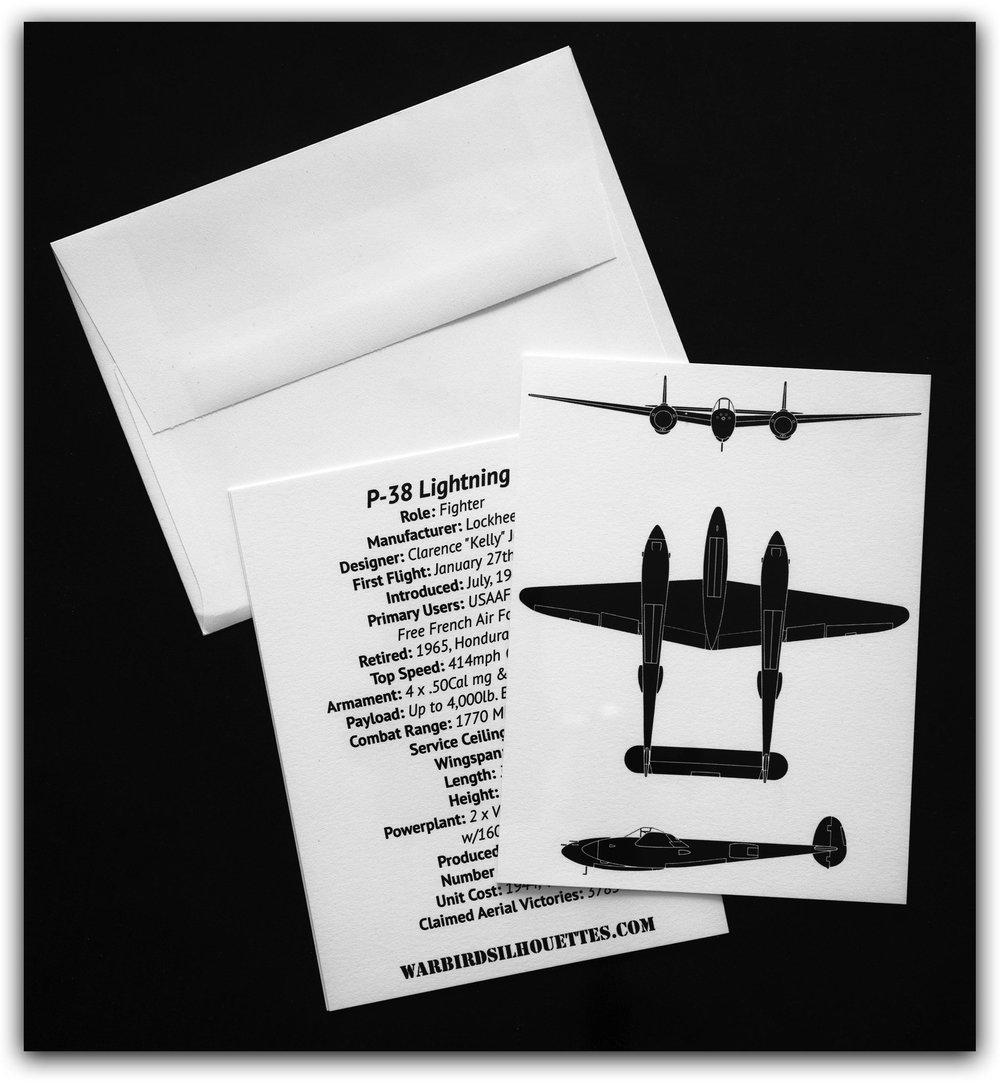 Warbird Cards