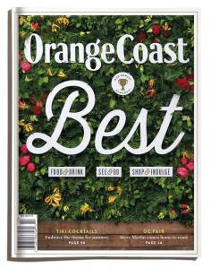 "Nerf Party OC  -  As seen in ""Best of 2018"" Orange Coast Magazine"