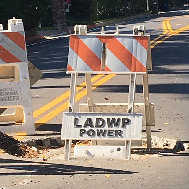 LADWP power!