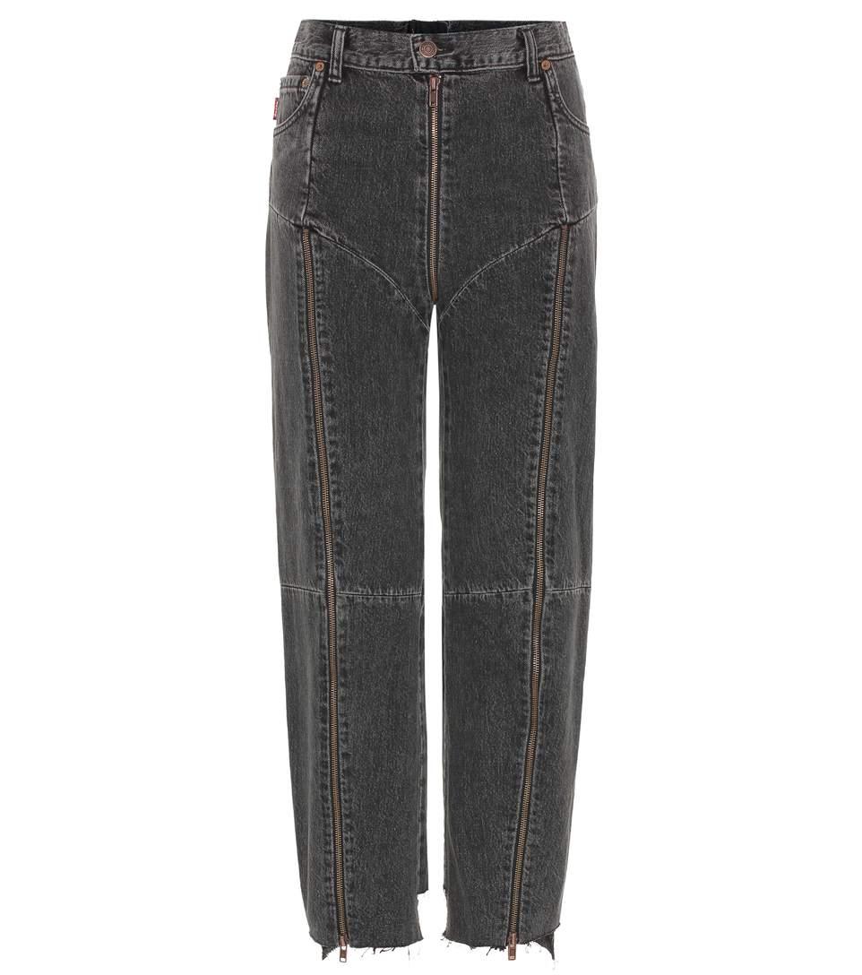 X Levi's Cropped Jean