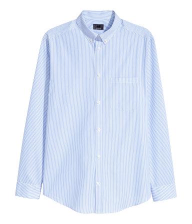 H&M Shirt - Cotton Shirt:$44.99