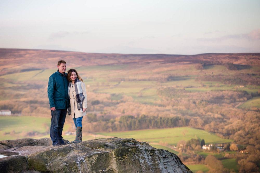 ilkley-moor-cow-an-calf-pre-wedding-engagement-portrait-yorkshir