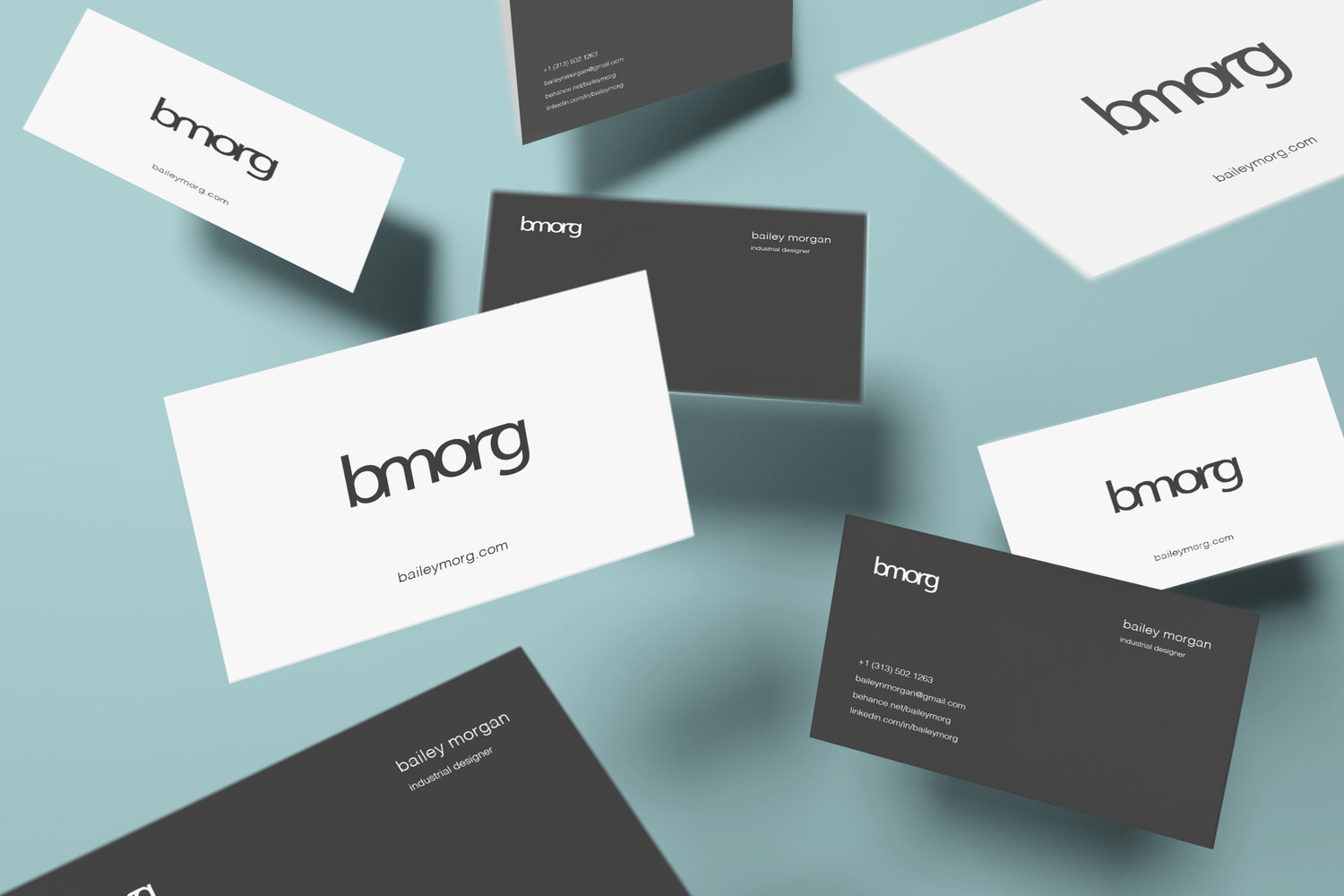 Personal Branding — Bailey Morgan