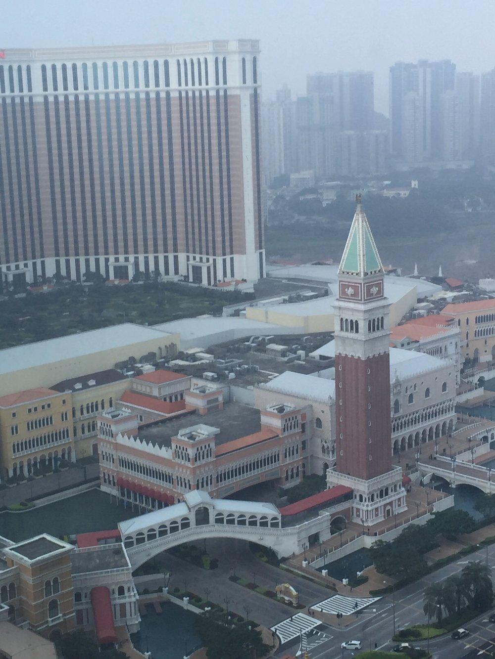 Macau casino complex