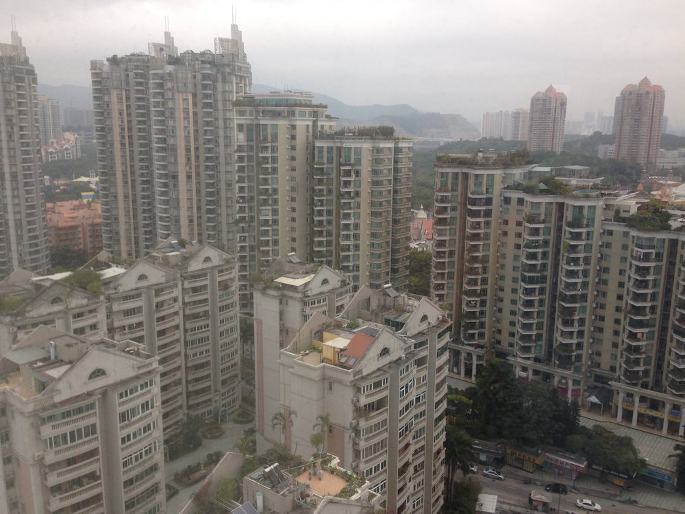 New Shenzhen housing development
