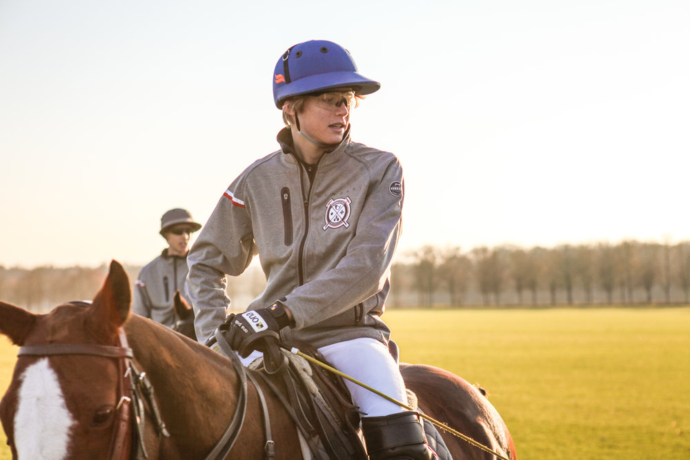 Académie de polo du Polo Club du Domaine de Chantilly   Polo Academy at Chantilly Polo Club
